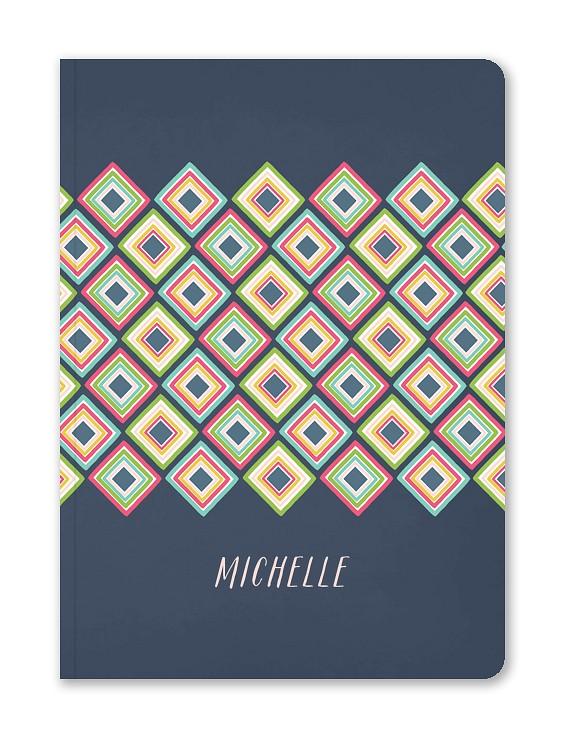 Mixed Tiles Custom Journals