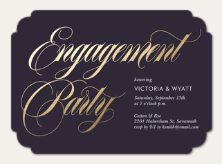 Grand Engagement
