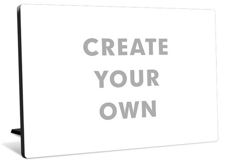 Create Your Own Tabletop Photo Panel
