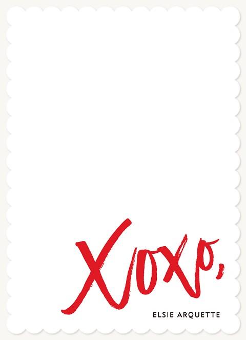 Xoxo Stationery