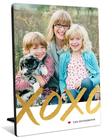 Cherished Love Tabletop Photo Panel