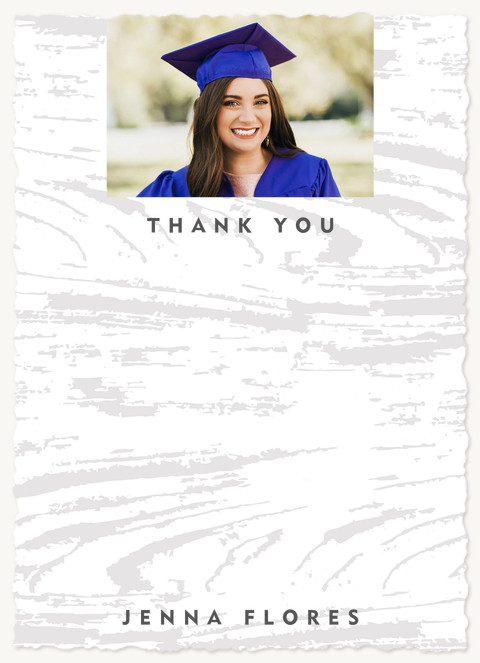 Side Stack Thank You Cards