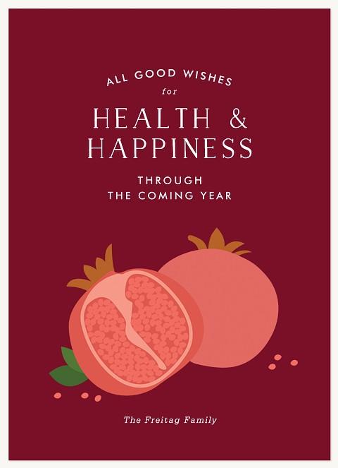 Good Wishes Rosh Hashanah cards