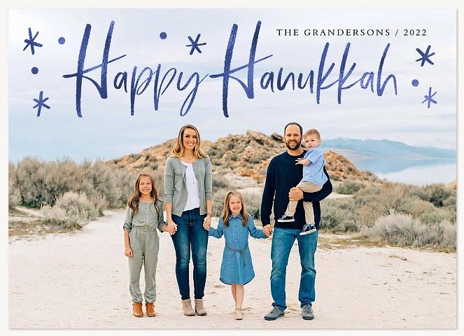 Hanukkah Wish Hanukkah Cards